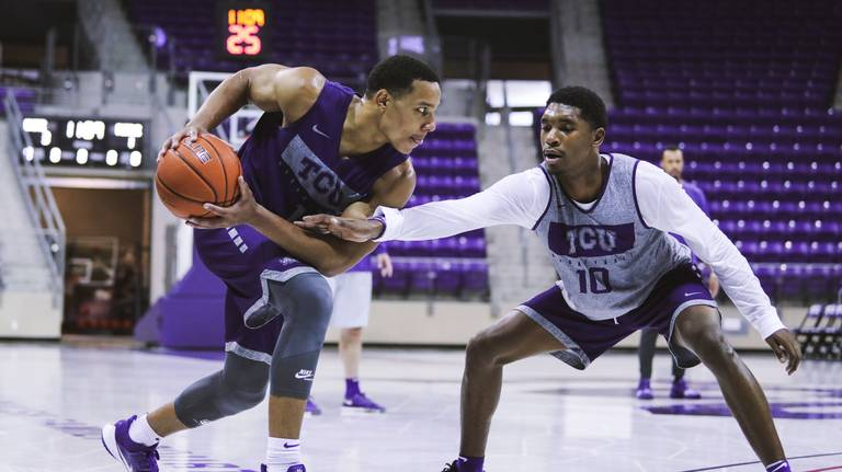 TCU's Desmond Bane is getting preseason hype. Will he live up to it?