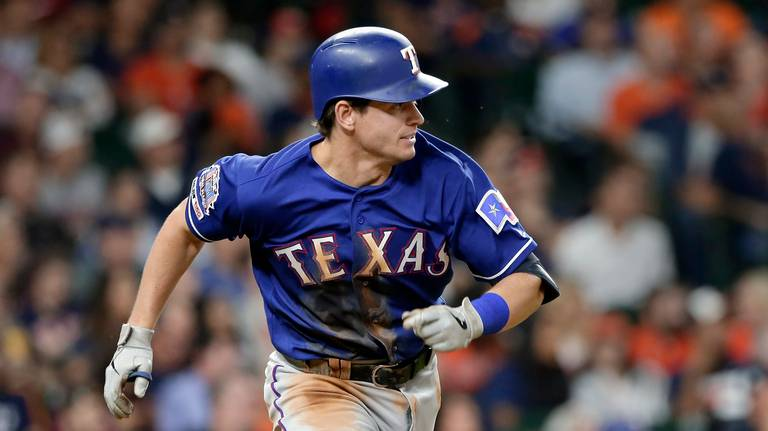 Rangers fans hoping Solak can unseat Odor in 2020. There appears to be a path to do so