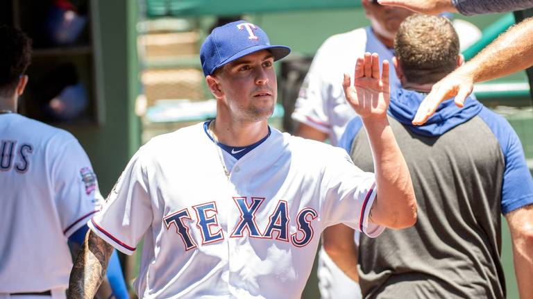 Palumbo's outing vs. Yankees showed why he might be Rangers' best young left-hander
