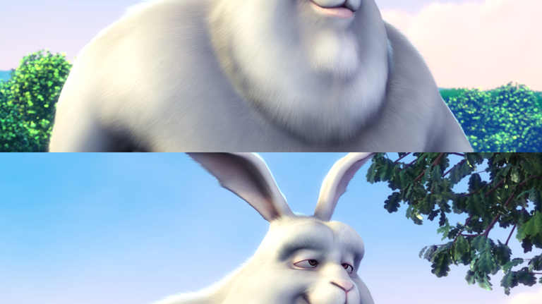 Big Buck Bunny - Some More Frames