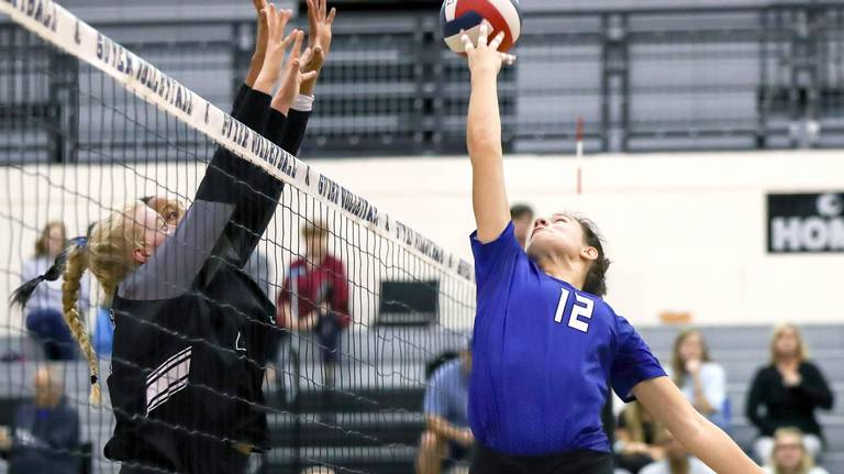 Fort Worth-area volleyball rankings Oct. 15, 2019; Byron Nelson continues to be No. 1