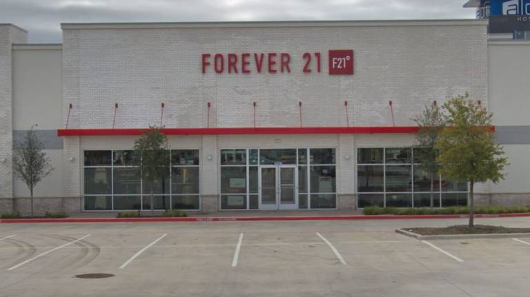 Forever 21 files for bankruptcy; 2 stores in Tarrant County are on the chopping block
